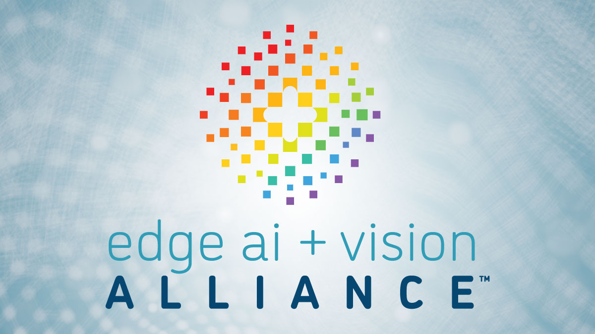 Edge AI and Vision Alliance